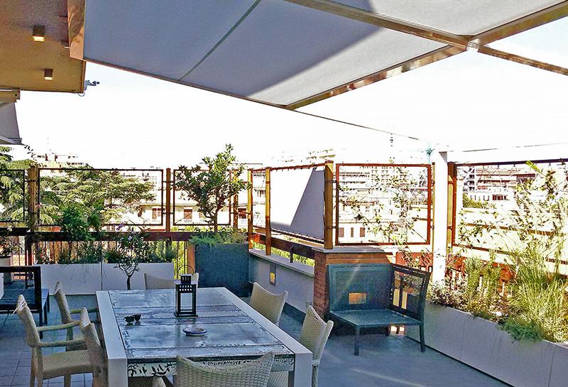 Emejing i terrazzi pi belli contemporary idee arredamento casa